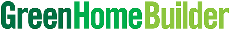 Green Home Builder Logo