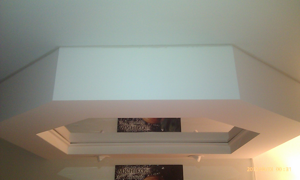 CEILING MIRROR ASSEMBLY INSTALLATION HAWAII 722.1120