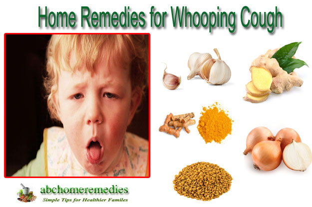 Home Remedies for Whooping Cough