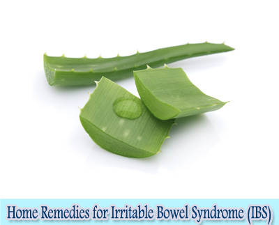 Aloevera : Home Remedies for Irritable Bowel Syndrome (IBS)