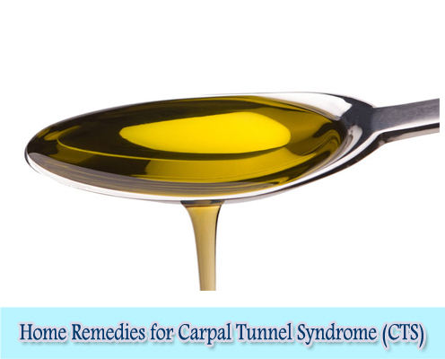 Castor Oil : Home Remedies for Carpal Tunnel Syndrome