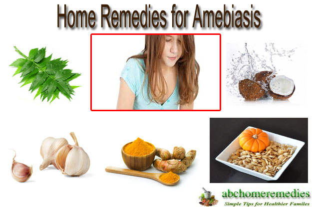 Home Remedies for Amebiasis