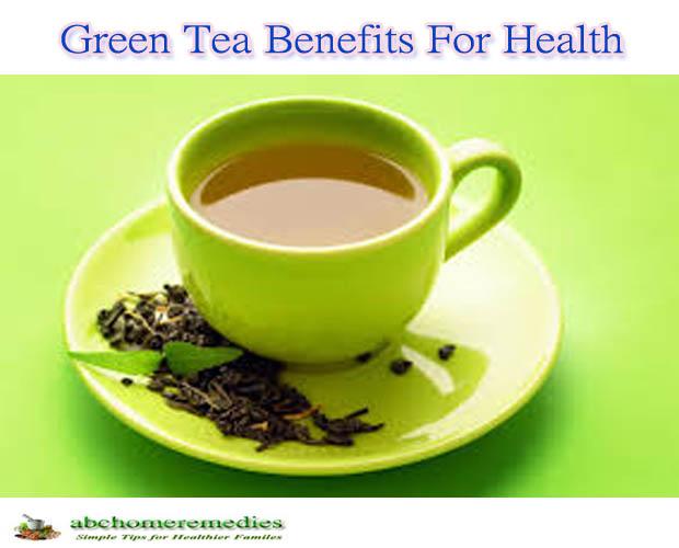 Green Tea Benefits For Health