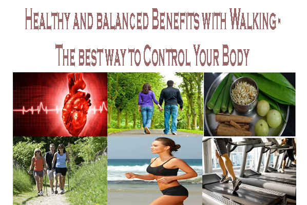 Benefits with Walking