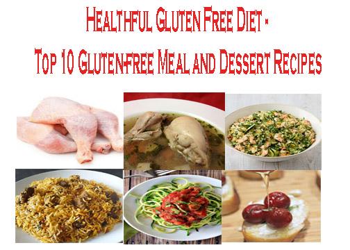 Healthful gluten