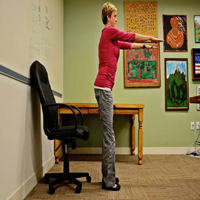Best ten Office Exercises to remain in Shape at Work