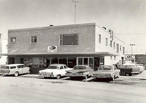 ABC in 1950s