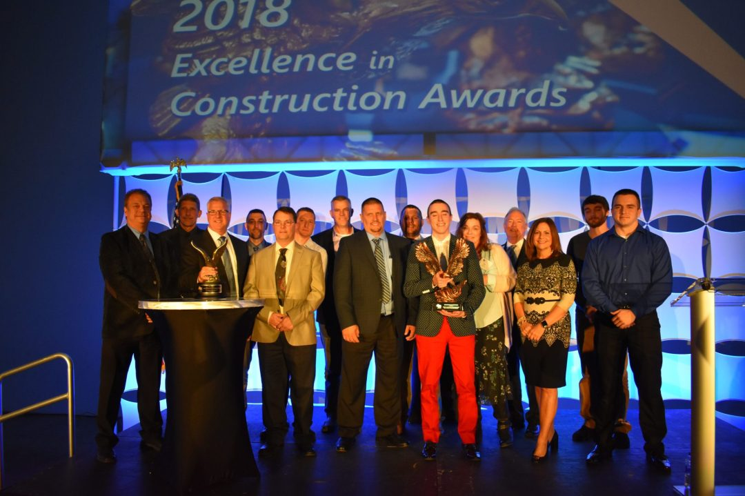 2019 Excellence in Construction Awards