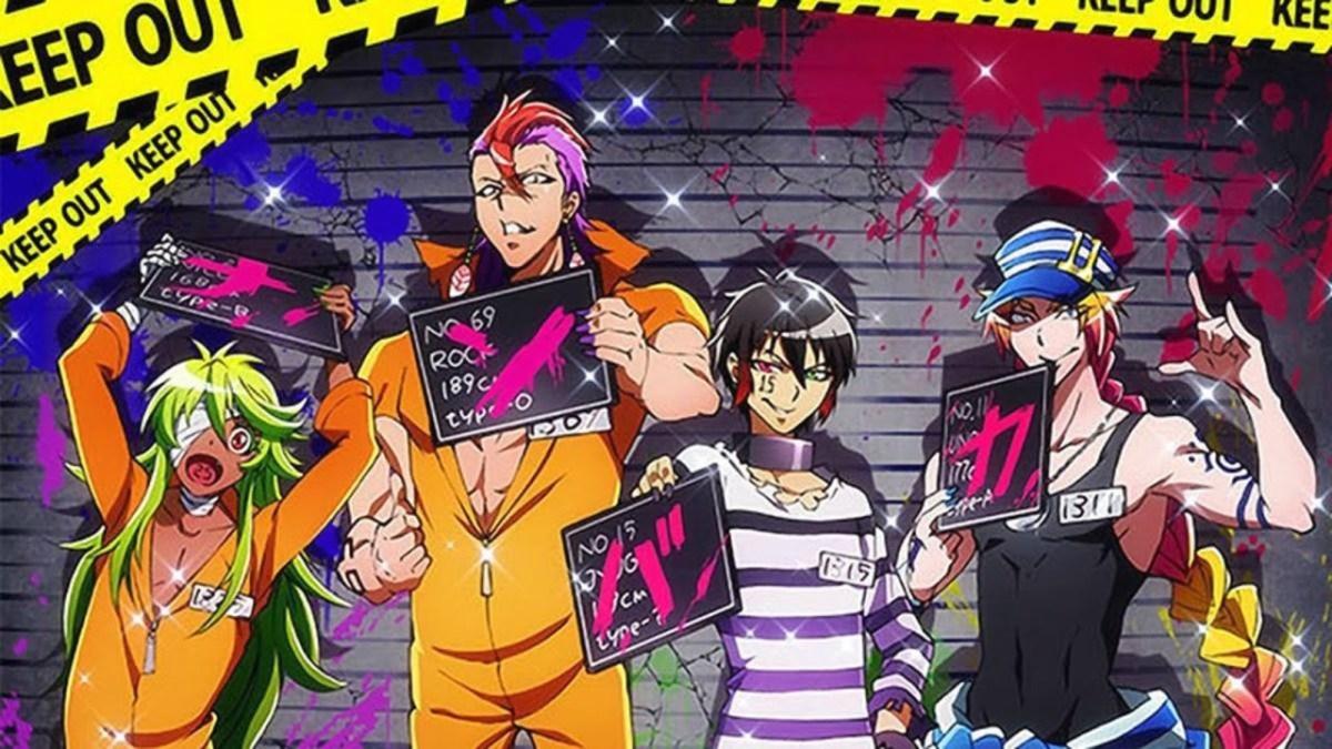 Nanbaka黑白看守所 – anime world