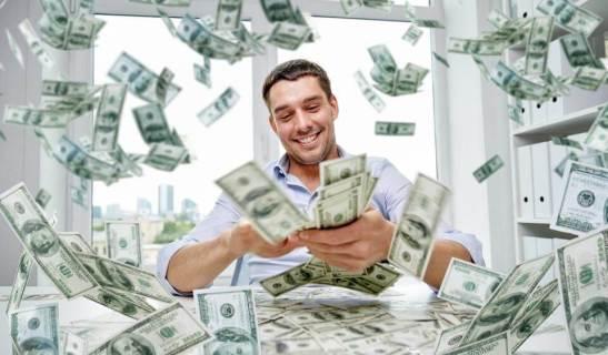 Sonhar que ganhou na loteria?