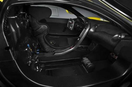 interieur McLaren P1 GTR