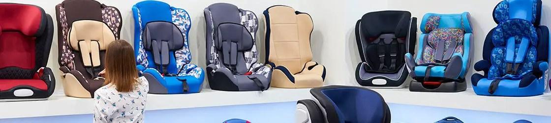 choisir le siege auto de son enfant