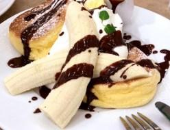 グルメ | パンケーキ | 高品質で安いネイルサロンABCネイル 大宮店