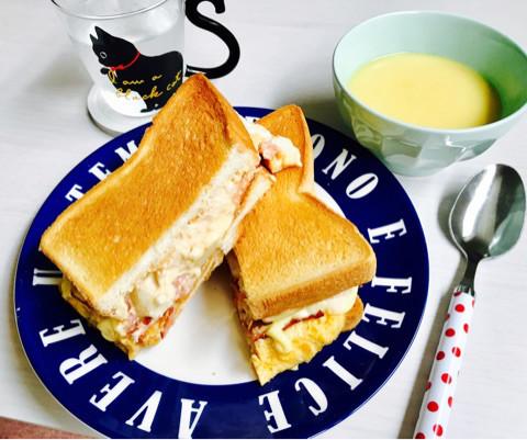 グルメ | トースト | 高品質で安いネイルサロンABCネイル 柏店