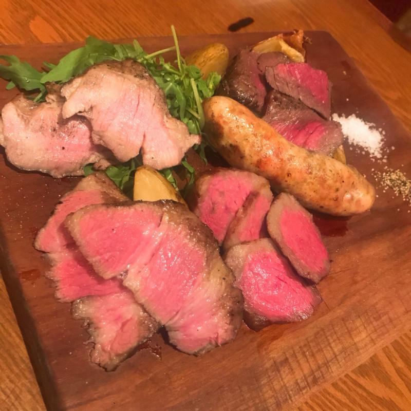 グルメ | 肉バル | 高品質で安いネイルサロンABCネイル 柏店