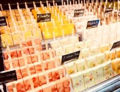 グルメ | アイス | 高品質で安いネイルサロンABCネイル 銀座店