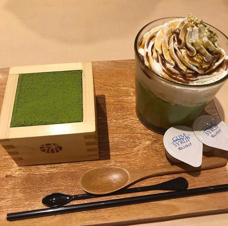 グルメ | 抹茶ティラミス | 高品質で安いネイルサロンABCネイル 柏店
