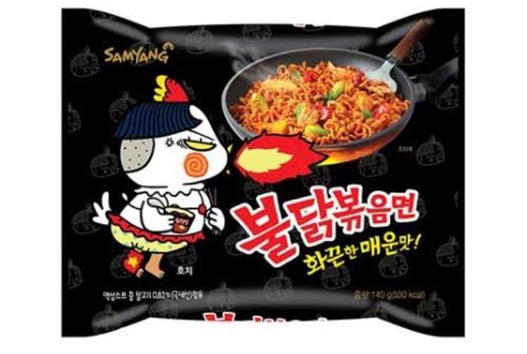 グルメ | 韓国辛麺 | 高品質で安いネイルサロンABCネイル 柏店