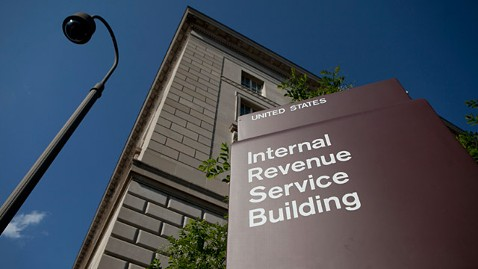 gty internal revenue service building ll 130412 wblog IRS Official in Charge During Tea Party Targeting Now Runs Health Care Office