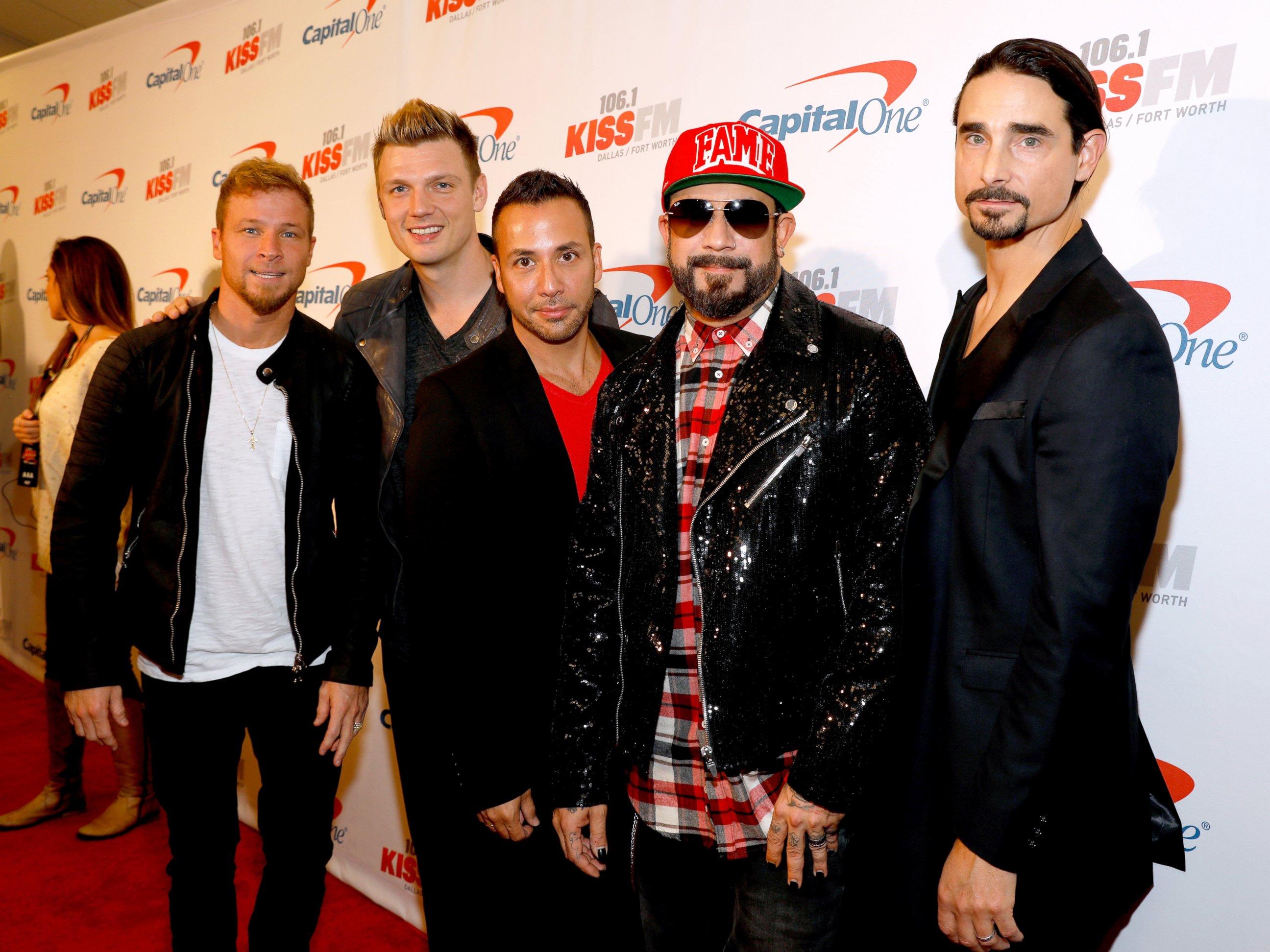 Backstreet Boys Videos at ABC News Video Archive at abcnews.com