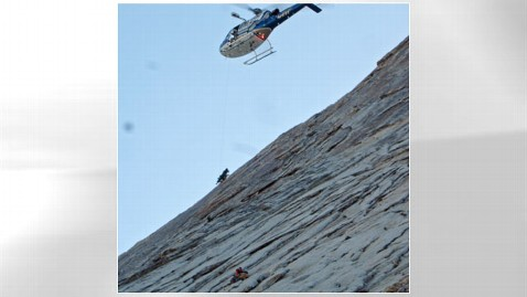 ht cliff tk 120801 wblog California Hiker Clinging to Cliff for Two Days Rescued Just in Time