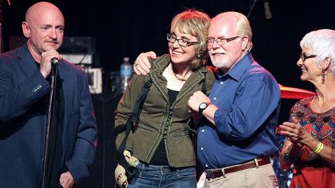 ap Gabrielle Giffords Ron Barber 2 jt 120610 wblog Ron Barber, Former Giffords Aide, Wins In Giffords Old District