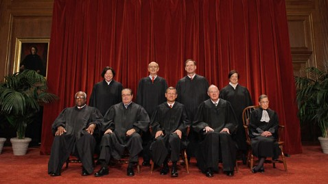 gty supreme court class thg 111116 wblog Groups Suggest Elena Kagan, Clarence Thomas Should Be Recused from Health Law Challenge