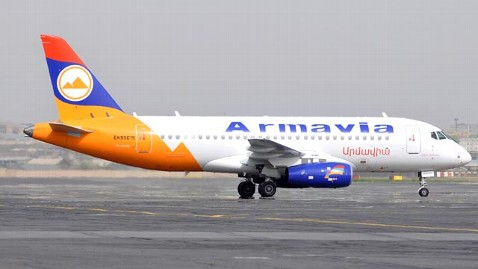 gty armavia airline jef 130114 wblog Baby Born In Flight Named for Attendant