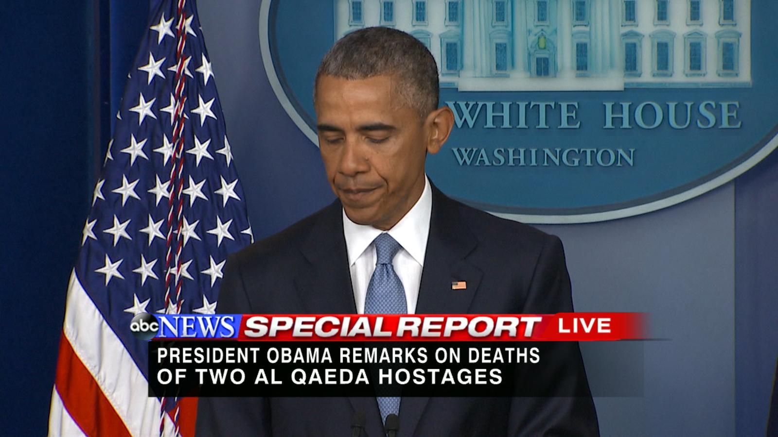 Obama annuncia la porte di Giovanni Lo Porto