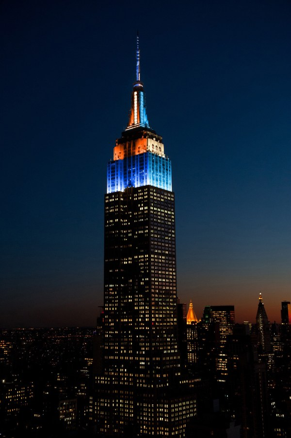 Empire State Building And - Abc