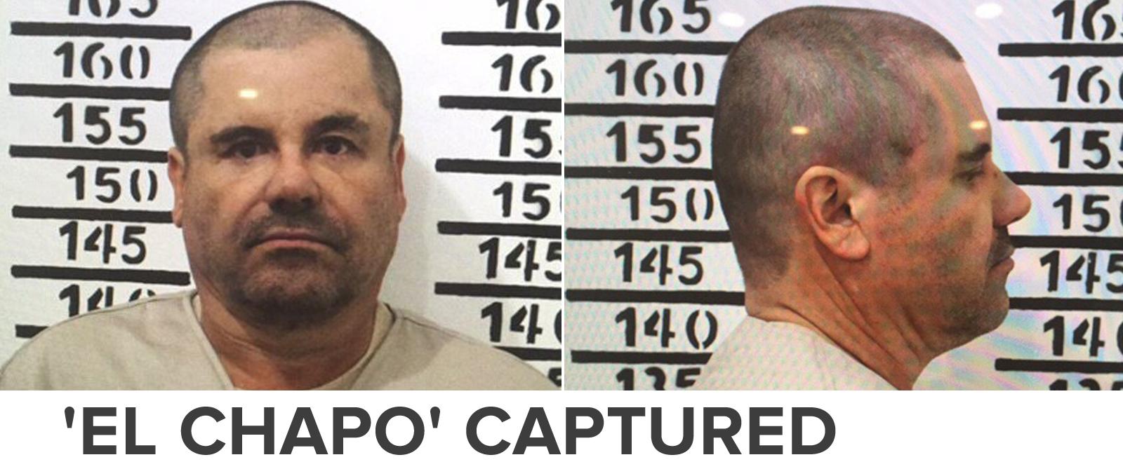 Joaquin El Chapo Guzman