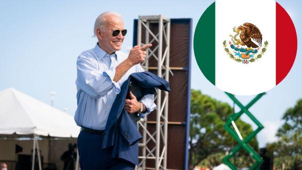 EU no tiene un amigo más cercano: Biden celebró el Bicentenario de la  Independencia de México | ABC Noticias