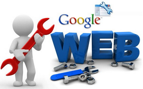 Use Google Webmaster Tools to analyze your website