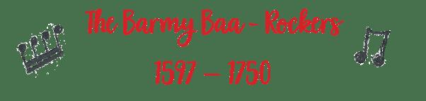The Barmy Baa - Rockers 1597 - 1750