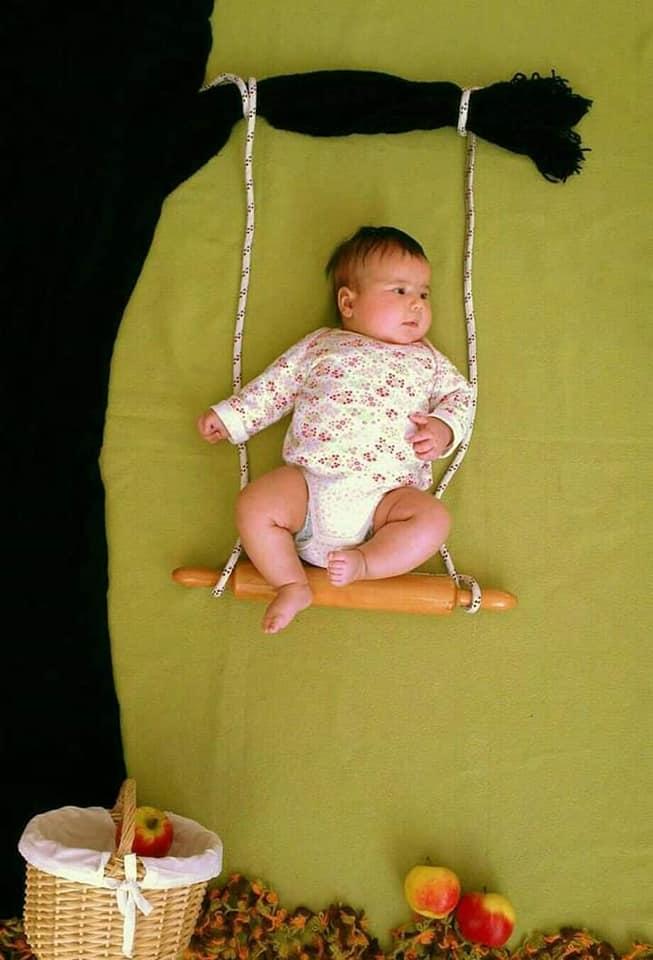 40 amazing baby photoshoot