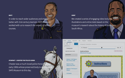 South African Police Museum Chooses ABC Online Courses as Open edX Service Provider