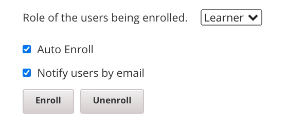 open edx tutorial instructor dashboard enrol learners button