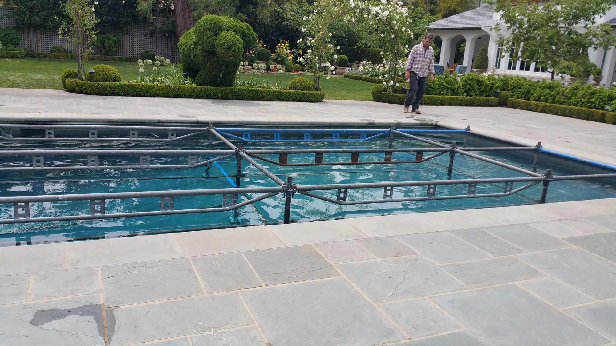 Pool Covers And Dance Floors Redwood City Ca A Abco Rents And Sells Inc