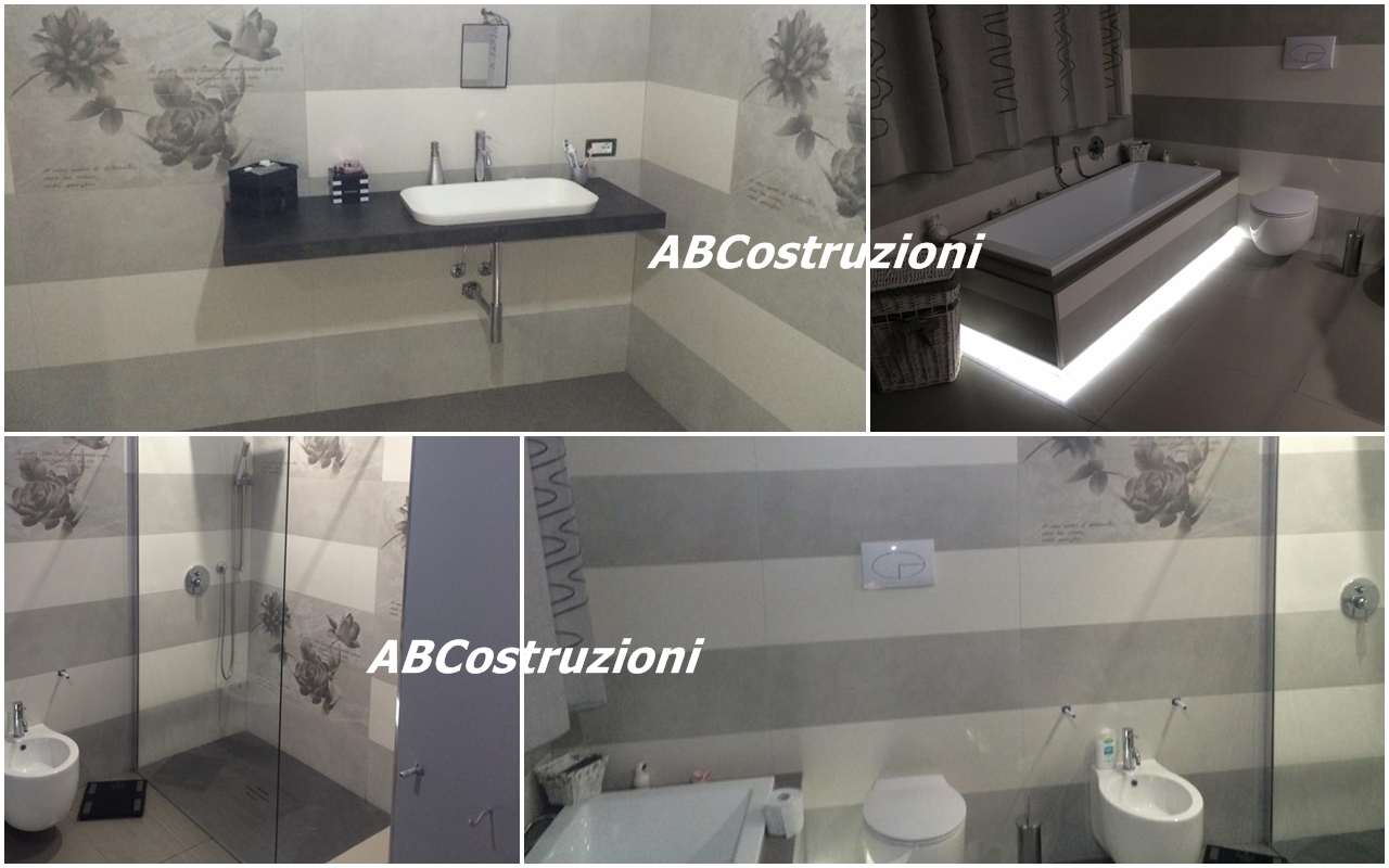 Rifacimento bagno e cucina genova u a b costruzioni genova