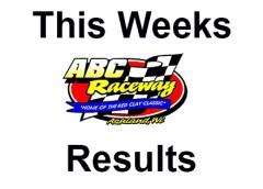 Fast Lane Series Results