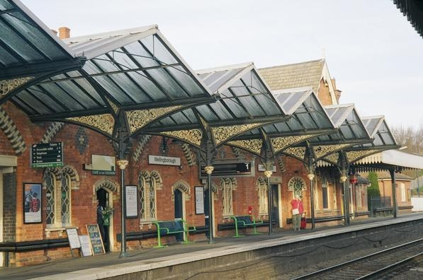 Wellingborough Station