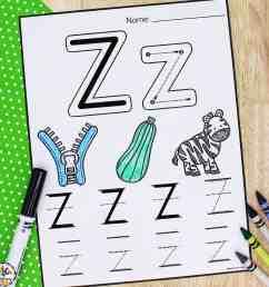 Letter Tracing Worksheets: Free Printable Preschool Worksheets [ 2233 x 2233 Pixel ]