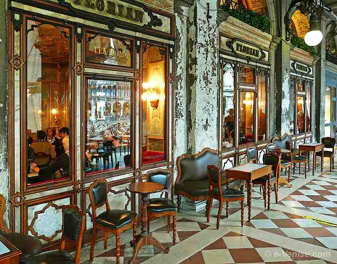 Bonnes Adresses  Venise htels restaurants cafs glaciers   AbcVoyage  Avion htel