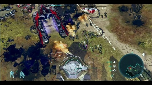 game chiến thuật Halo Wars 2