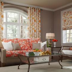 Living Room Draperies Lights For Wall Curtains And Of Indianapolis Custom Styles At Affordable Yellow Organge Abda Window Treatments