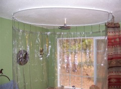 ceiling designs for living room 2018 small and kitchen open floor plan circle rod shower curtain bendable - abda ...