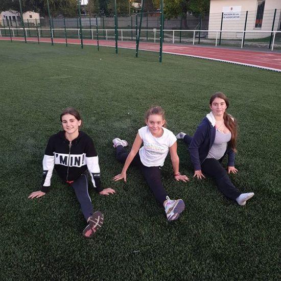 #gym #athle #lasouplesseincarnée #piste - from Instagram