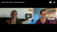 interview with laera morrow