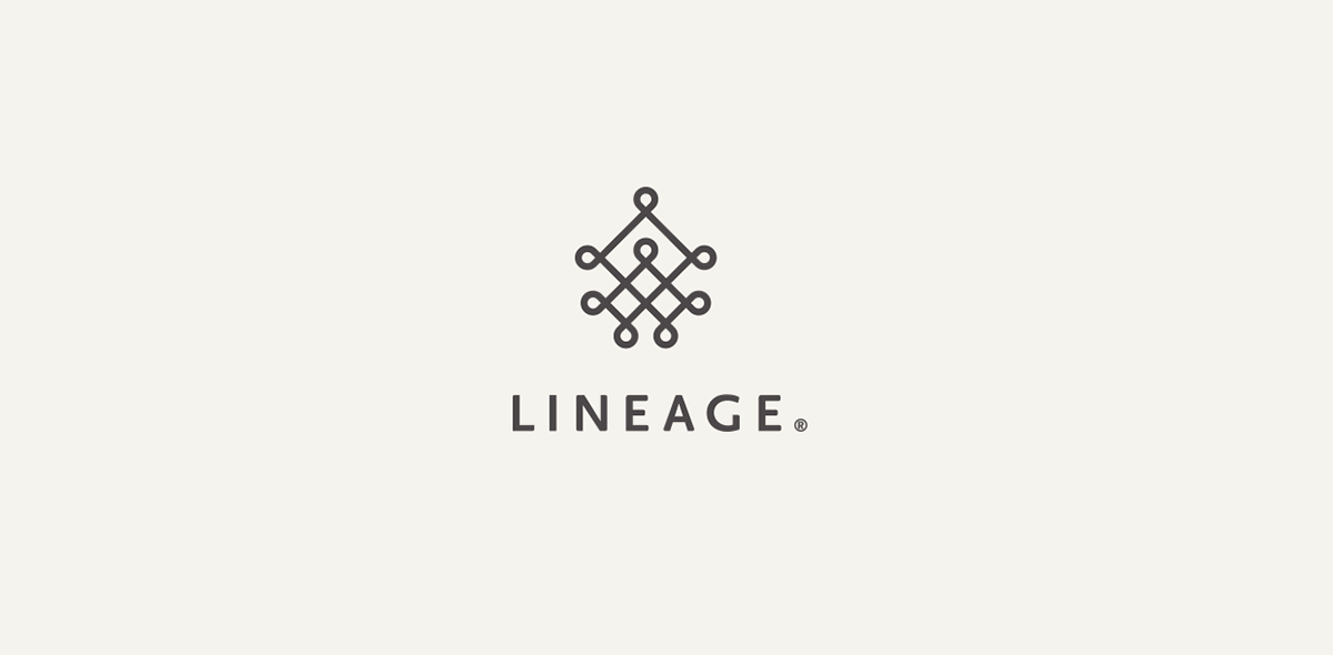 Elegant Brand Identity for Lineage Law