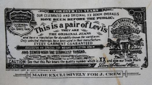 Levi's 501: The Design Evolution of an Icon